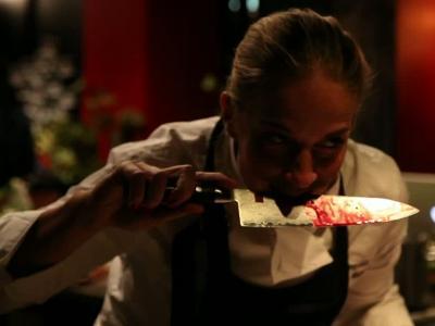 Amandine Chaignot : une Diane chasseresse en cuisine