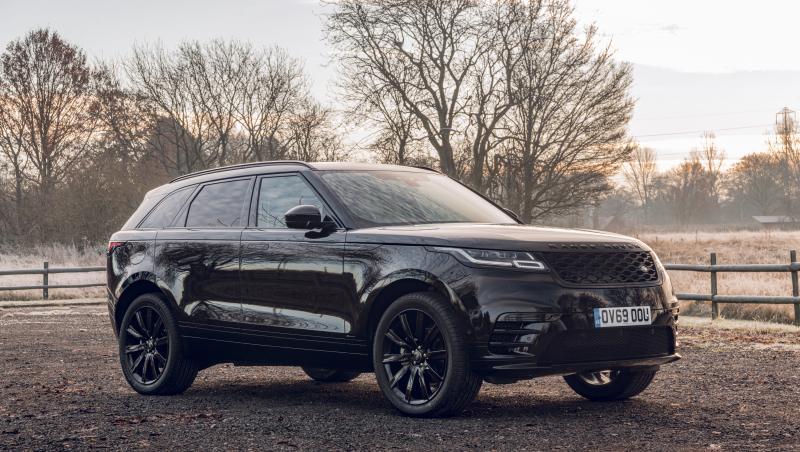 Range Rover Velar R-Dynamic Black Limited Edition : l'édition limitée en vidéo