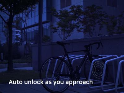 Bisecu : vidéo de présentation du cadenas connecté