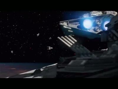 Star Wars Battlefront 2 : premier teaser du jeu EA