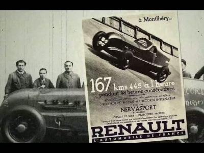 Toute l'histoire de Renault en compétition