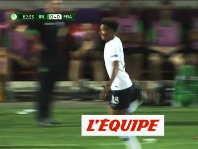 Euro U19 : Irlande - France, le but et le résumé du match en vidéo !