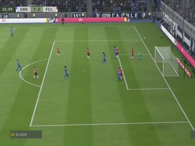 Grenoble Foot 38 - FC Lorient : notre simulation FIFA 20 (L2 - 34e journée)
