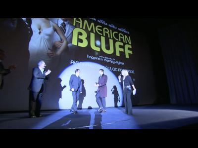 L'avant première de American Bluff