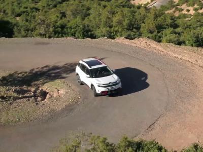 Citroën C5 Aircross : notre essai en vidéo