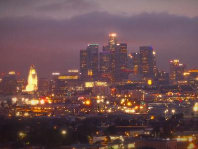 Los Angeles Hyperlapse/Timelapse Compilation