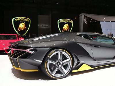 Genève 2016 : Lamborghini Centenario LP770-4