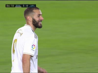 Real Madrid : Quel golazo XXL de Benzema !
