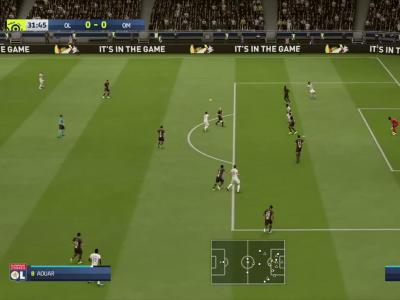 OL - OM sur FIFA 20 : résumé et buts (L1 - 33e journée)