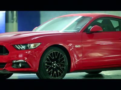 La Ford Mustang arrive en France