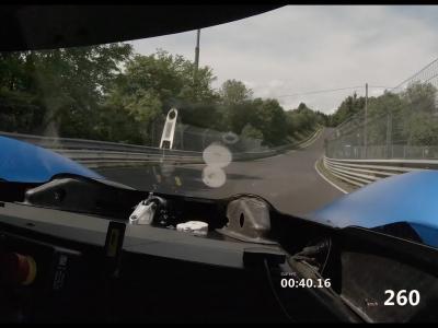 Volkswagen ID.R : le record du tour du Romain Dumas au Nurburgring en vidéo