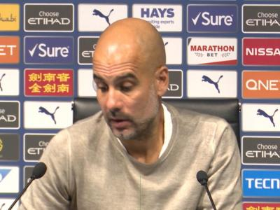 "Manchester City - Guardiola : ""On n'a pas humilié Watford"""