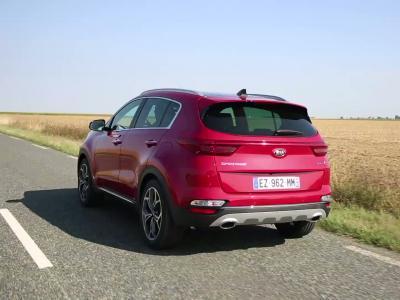 Kia Sportage restylé : notre essai vidéo du SUV