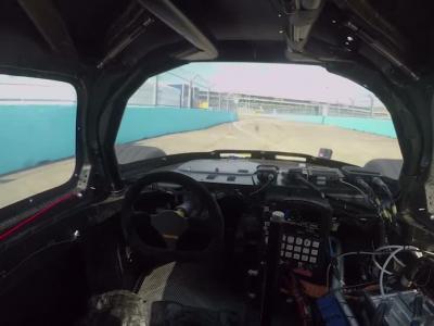 Le prototype de Roborace autonome boucle le circuit de l'ePrix de Berlin