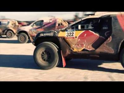 Le meilleur du Dakar 2015