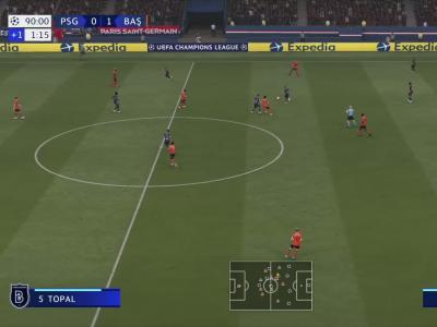 Paris SG - Istanbul Basaksehir : notre simulation FIFA 21 (6ème journée - Ligue des Champions)