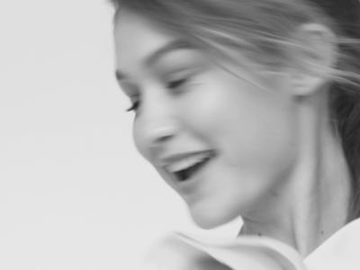 Gigi Hadid for Stuart Weitzman | ELLE