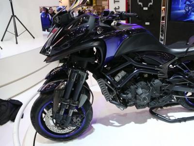 Nouveauté : Yamaha MTW-9
