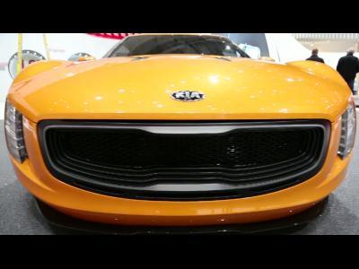 Genève 2014 : Kia GT4 Stinger Concept