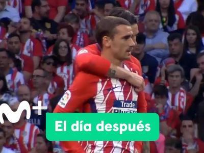Quand le Wanda Metropolitano fait pleurer Griezmann