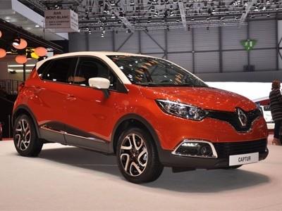 Genève 2013 : Renault Captur