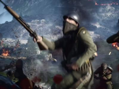 Battlefield 1 : Reveal Trailer du FPS