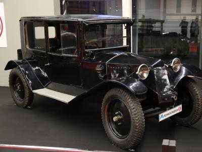 Tatra au Rétromobile 2020 : petit constructeur, grande réputation