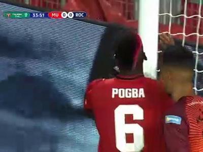 Carabao Cup : United passe dans la douleur contre... Rochdale !