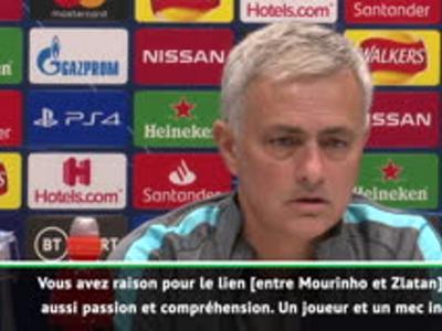 """Groupe B - Mourinho : """"Aucune chance que Zlatan signe à Tottenham"""""""