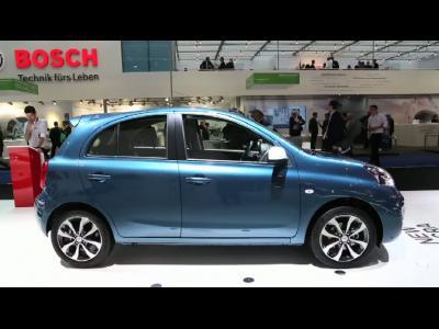 Francfort 2013 - Nissan Micra