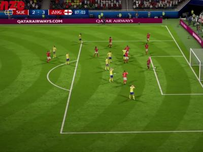 Suède - Angleterre : notre simulation sur FIFA 18