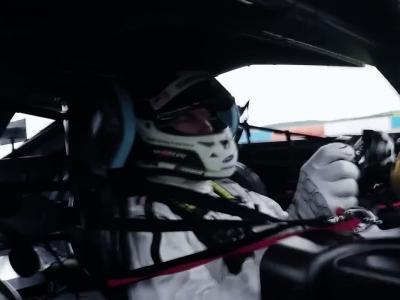 La BMW M8 GTE se prépare pour les 24 Heures du Mans