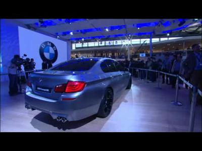 Shanghai 2011 : les nouvautés BMW