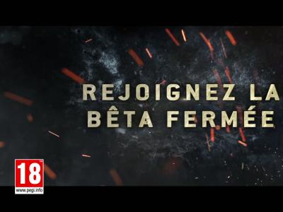 For Honor : le trailer de la bêta fermée