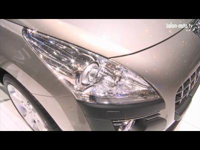 Peugeot 3008 au Salon de Genève