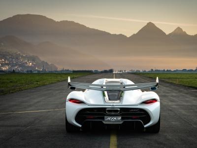 Bugatti, Aston Martin, Lotus... les voitures les plus chères de l'année 2021