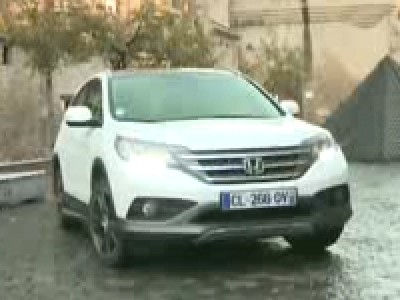 Essai Honda CR-V 2.2 i-DTEC 4WD Exclusive Navi AT