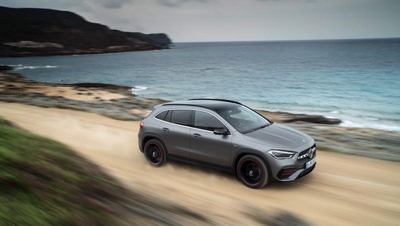 Nouveau Mercedes GLA : présentation en vidéo du SUV compact