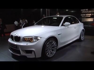 Genève 2011 : BMW Série 1 M Coupé