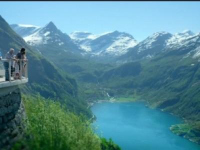 Poussons un cri pour la Norvége