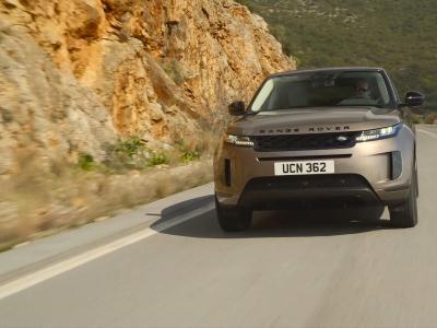 Land Rover Range Rover Evoque : notre essai en vidéo