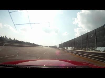 La Shelby GT500 se défoule à Nardo