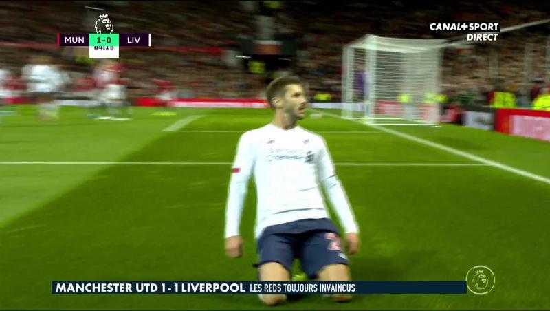 Manchester United-Liverpool : le résumé et les buts de la rencontre