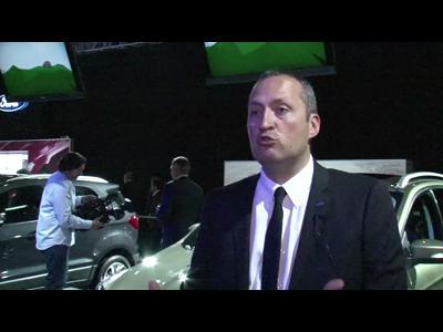 Ford Kuga - Mondial 2012