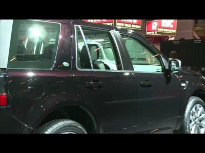 Land Rover Freelander 2 - Mondial 2012