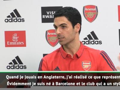 Arsenal : Arteta rend hommage à Wenger