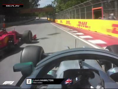 GP du Canada de F1 : la lutte Vettel vs Hamilton