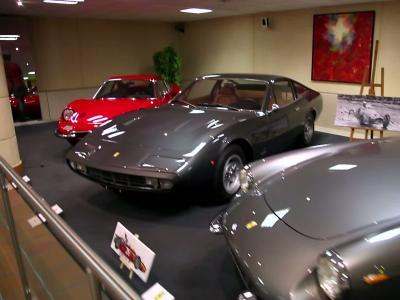Exposition Ferrari à Monaco : 50 modèles exceptionnels en vidéo
