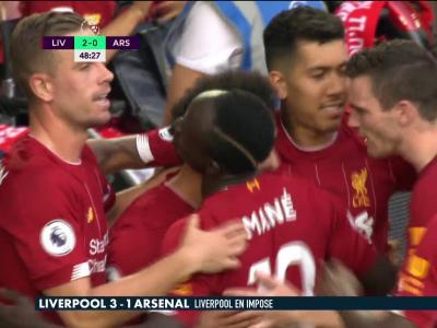 Premier League - 3ème journée : Le résumé de Liverpool / Arsenal