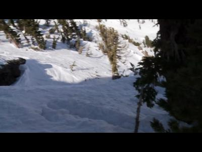 Freeride World Tour 2013 #4 - Kirkwood